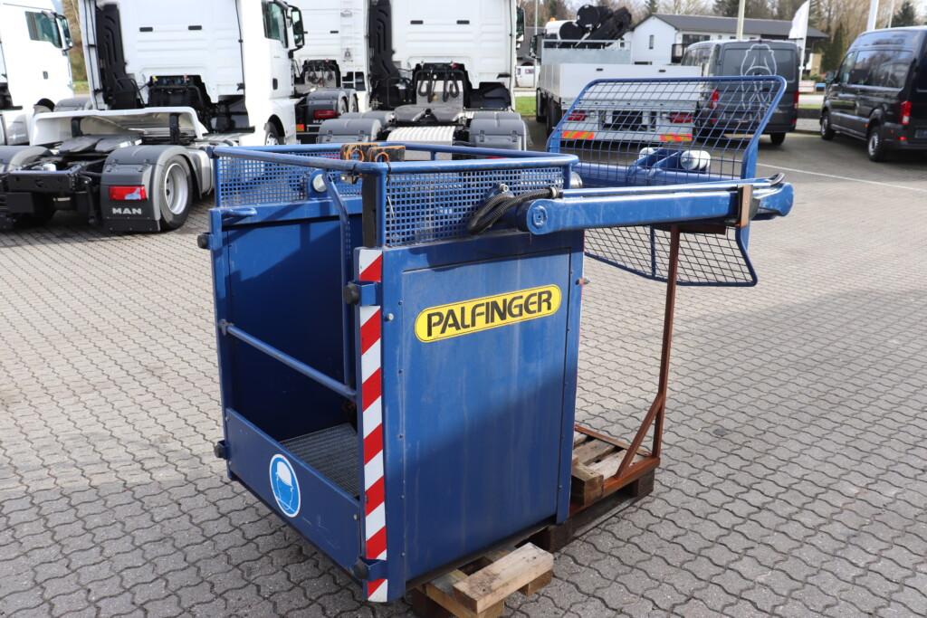 Mandskabskurv Palfinger BB-014A