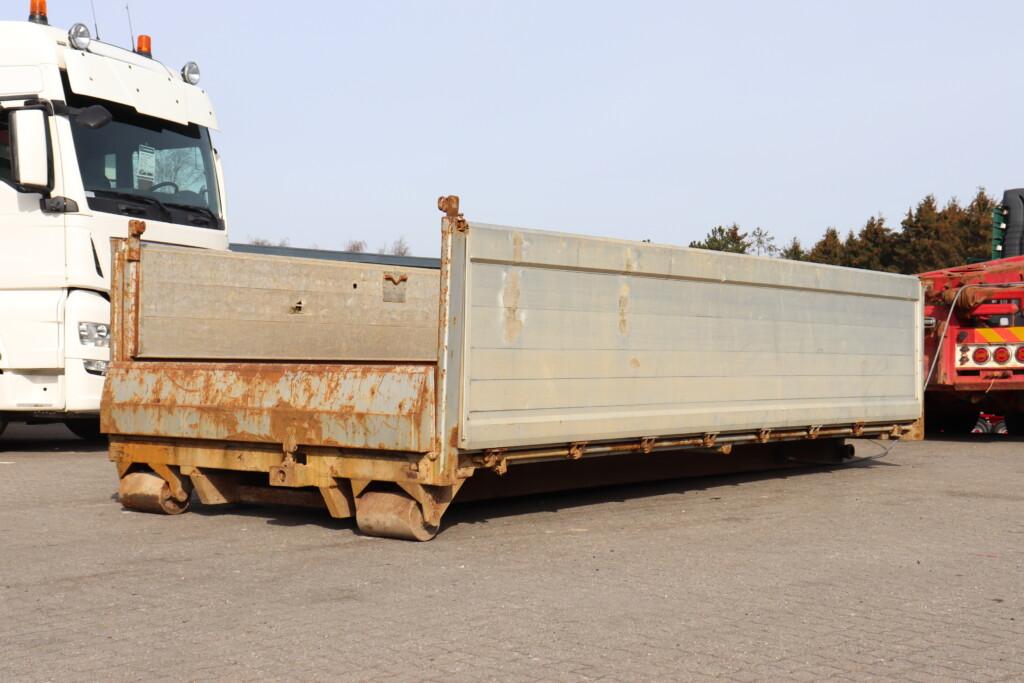 Containerlad m. Pendelside