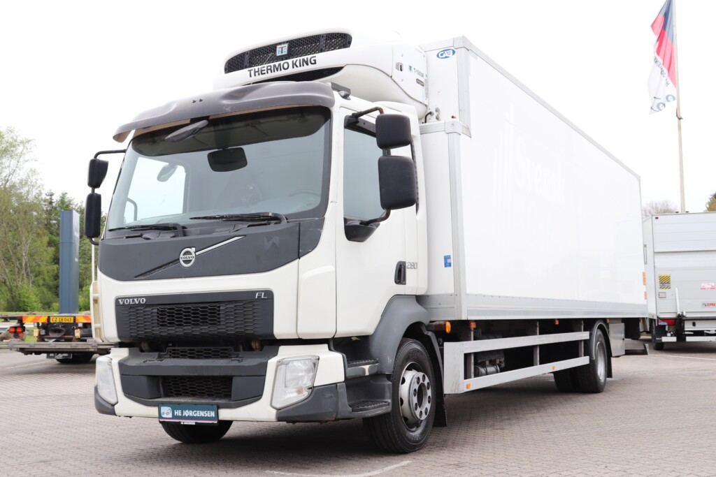 VK.34101 Volvo FL280 4x2 Box/Lift m. Køl