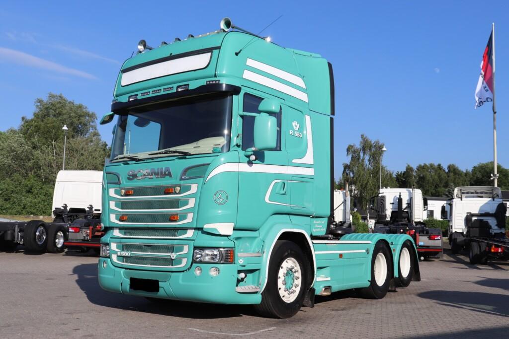 VK.34203 Scania R580 LA6x2 m. Hydraulik