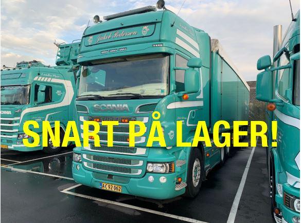 VK. Scania R560 LA6x2MNB m. Hydraulik