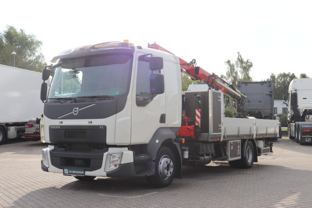 VK.34271 Volvo FL 210 4x2 m. Fast Lad/Kran